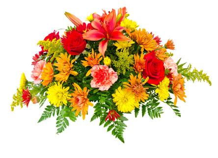 Estremamente Fiori per Funerale - eFiorista online in Italia ti aiuta ad  KO96