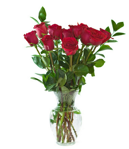 Fiori compleanno efiorista online in italia ti aiuta a for Quadri con rose rosse